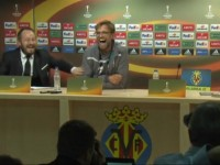 Press-conference – Jurgen Klopp and Alberto Moreno before Villarreal vs. Liverpool