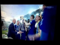 Leicester City Lifting Trophy CHAMPIONS 15/16