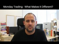 Burnt Fingers? Monday Trading – Why's it Different?