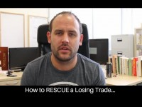 How To Rescue a Trade When it Goes Wrong – [Q&A] Caan