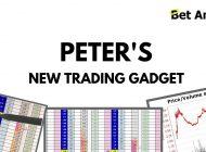 Peter's new Betfair trading gadget