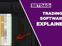 BETDAQ Trading Software Explained (by Caan Berry)