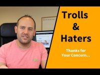Trolls & Haters Thanks for Your Concern…