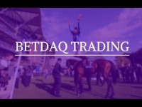 Betdaq Trading With Geeks Toy by Caan Berry