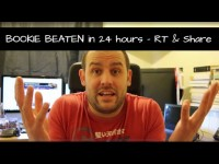 BOOKIE BEATEN: Account Closed In One Day! – Caan Berry