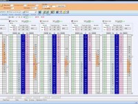 Using Bet Angel – Ladder screen – Moving and undocking