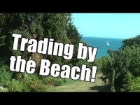 Peter Webb, Bet Angel – Trading by the beach!