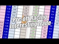 Peter Webb, Bet Angel – Interesting horse racing trade from this week