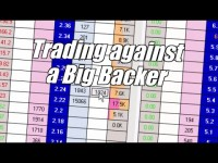 Peter Webb, Bet Angel – Trading with a big backer in the market