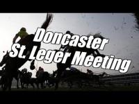 Peter Webb, Bet Angel – Doncaster St Leger Meeting