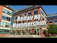 Peter Webb. Bet Angel – Betfair's Hammersmith HQ