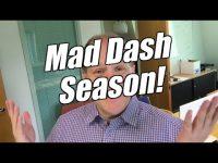 Peter Webb – Bet Angel – Mad dash season!