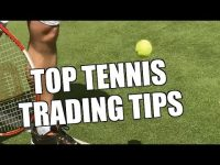 Peter Webb, Bet Angel – Top five Tennis trading tips
