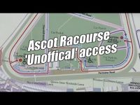 Peter Webb – Bet Angel – The 'unofficial' way of accessing Ascot racecourse