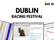 Betfair trading – Dublin Racing Festival