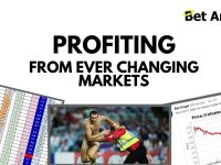 Betfair trading – Profiting from ever changing markets
