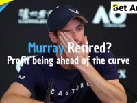 Andy Murray to retire? Profit by betting or trading ahead of the curve