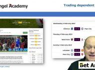 Betfair trading – Profiting from dependent football markets