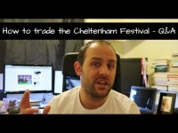 Cheltenham Festival: Betfair Trading – What to Expect and Avoid – #CheltenhamFestival – Q & A