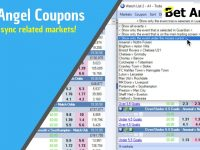 Bet Angel – Clever ways to use a Bet Angel coupon and market syncing