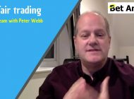 Betfair trading | Live stream with Peter Webb of Bet Angel