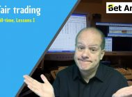Giving up my career to be a full time Betfair trader – Lessons I learnt