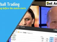Football betting strategy | Profiting from a football match before it's even started!