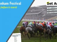 Cheltenham Festival 2020 – Profiting before the Festival has even started!