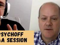 Betfair football trader Psychoff & Peter Webb – Q&A session