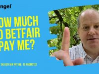How much to I get paid by Betfair?