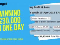 I won £30,000 in just one day of betting – Key differences to Betfair trading