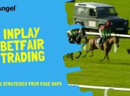 Betfair trading | Using pace maps to find profitable in play strategies