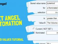 Bet Angel | Automated Betfair trading | Using stored values