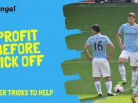 Football betting tips | Profit before a ball has even been kicked | Betfair trading strategy